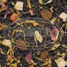 Весовой чай. Собираем мате апельсин, лимон, красный порох. В наличии фильтр-пакеты для заваривания чая 1001-220x220
