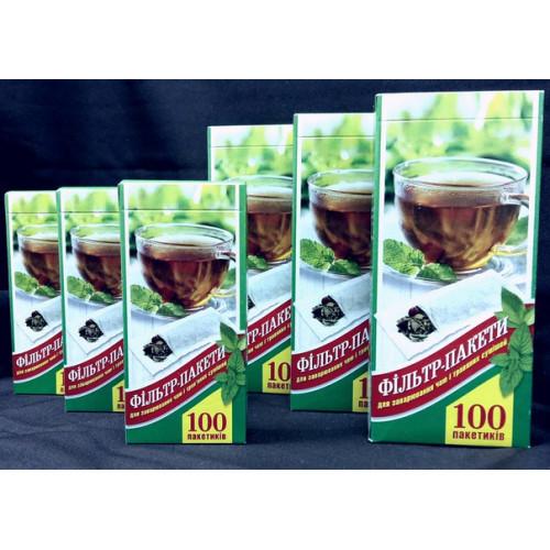Фасовка чаев в фильтр-пакеты