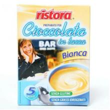 Гарячий шоколад Білий Ristora (5*25)