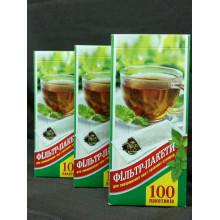 Фильтр-пакеты Vigotti  для заваривания чая