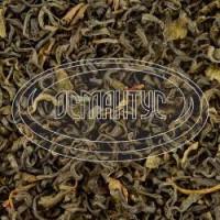 Зеленый йодированный чай 1кг